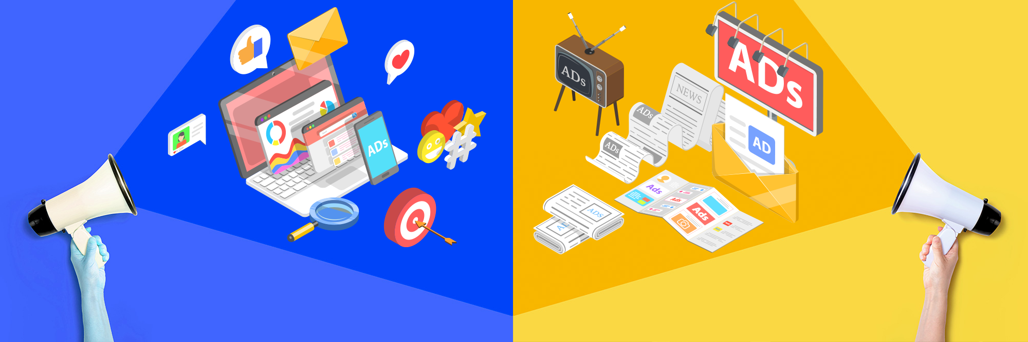 Digital vs. Traditional Marketing