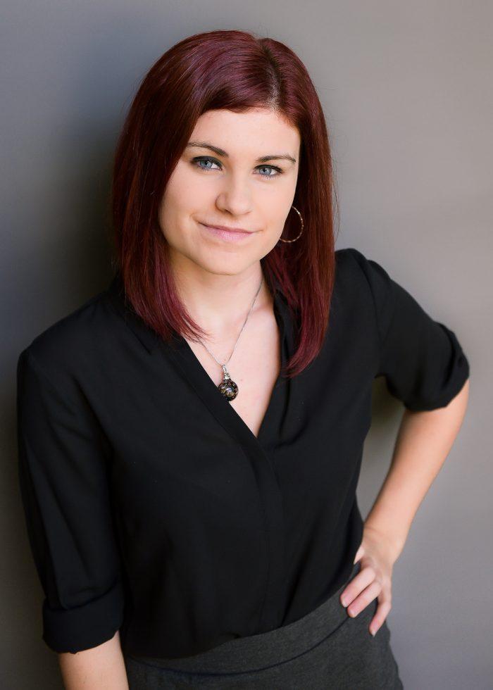 Picture of Jenna Kuczkowski.